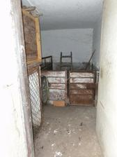 2. místnost na dvorku.