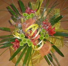 zásnubní kytička :-)