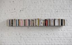 je spousta způsobů, kam knížky uložit
