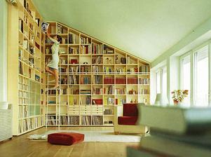 Mám ráda knihovny :)