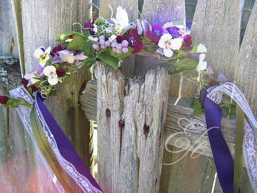 Herbert lidoop a spol..  4. 6. 2011 - věneček z květů na hlavu