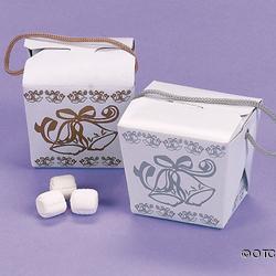 My dream wedding - Boxes for cakes - Krabicky na kolaciky