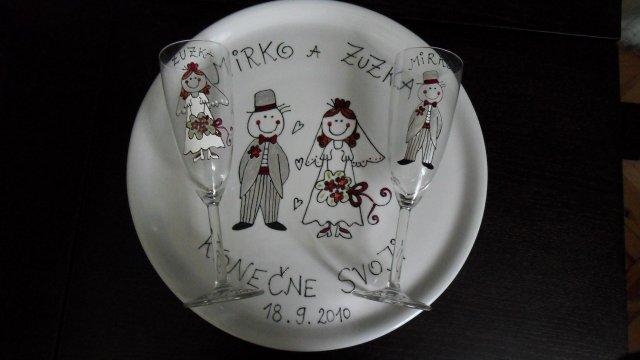 Mirko+Zuzka - Tu aj s pohárikmi
