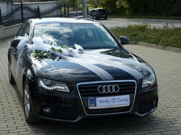 Zuzka{{_AND_}}Mirko - Naše krásne autíčko