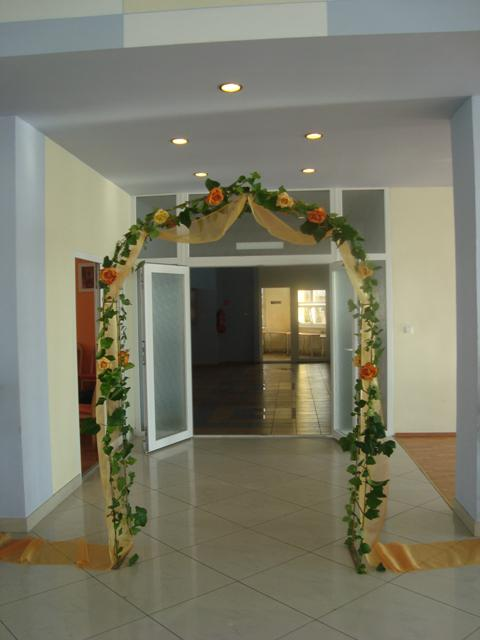 Moje predstavy - vchod do sály