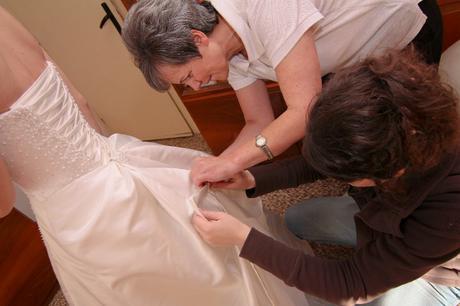 značkové ivory svadobné šaty - Obrázok č. 4