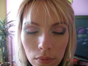 Svadobny make-up