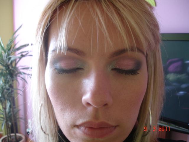 Vybrate a potvrdene - Svadobny make-up