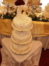Hlavna torta - od mojej mamicky