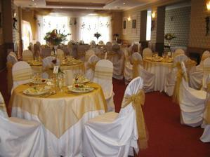 Vyzdoba nasej svadby