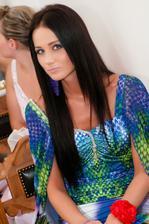 Hlavna druzicka Zuzka - Miss Hockey 2011