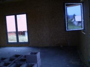 obývačka. vetráme :-)