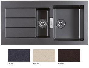 aj tento drez už máme, farba čierna, Franke tectonite, cena v akcii okolo 120e sa mi zdá :-)