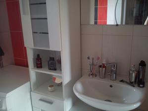 oproti vani a sprcháču