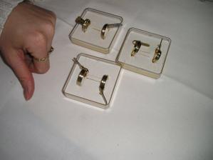 Výběr snubních prstýnků