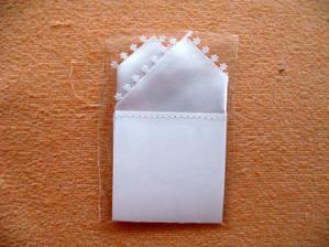 Pájův ozdobný kapesníček