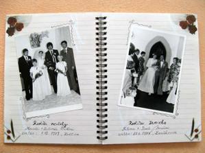 Svatební foto našich rodičů :o)