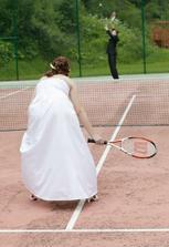 aj tenis sme si zahrali:)