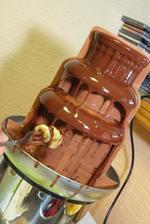 cokoladova fontanka mnam