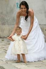 s malou princeznou...