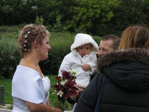 Provokace nevěsty všichni mají bundy