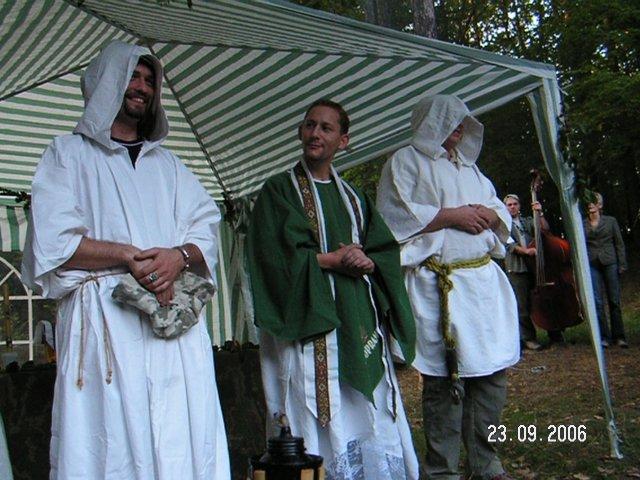 Lucia{{_AND_}}Patrik - náš trampský farár Toudy:-)