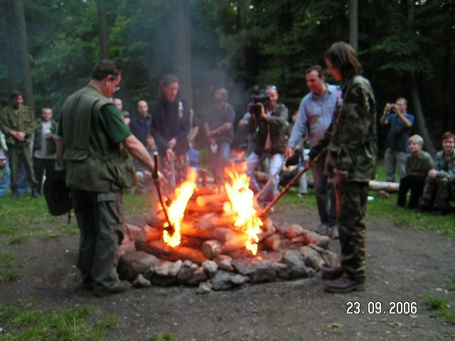 Lucia{{_AND_}}Patrik - zapaľovanie slávnostnej vatry