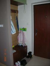 Vchodové dvere a zádverie