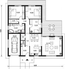 Tento je asi naj.... velke izby + satnik je velkee plus :)