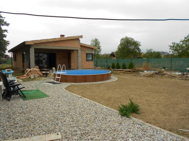 Náš víkendový dom - 2012