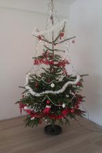 Aj vo víkendovom dome máme vianoce :-)