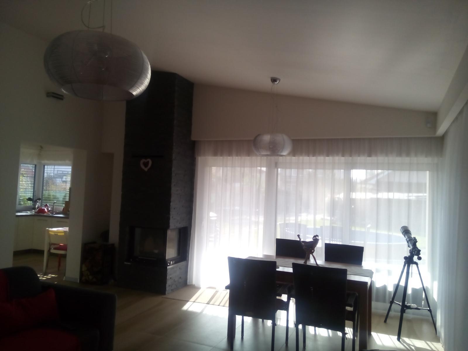 Náš víkendový dom - Otvoreny strop (pre @luciaamartin2804 )