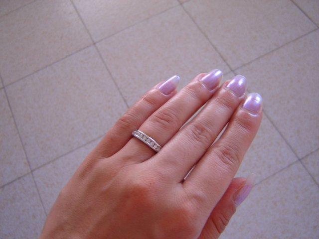 Pripravy na moju svadbu - na ruke, je prekrasny