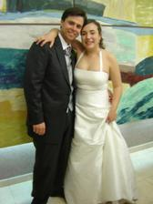 Mª Jose a Alex, svadba 5.4.2008