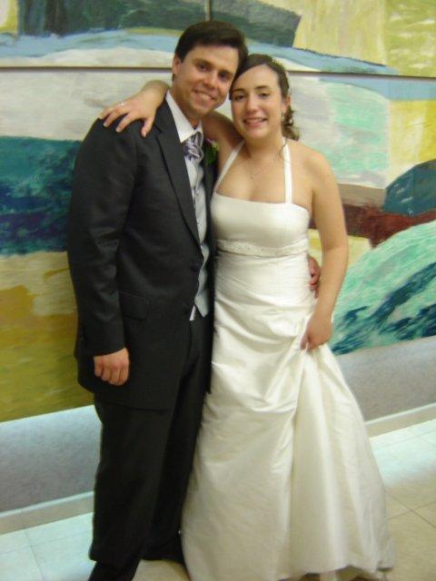 Pripravy na moju svadbu - Mª Jose a Alex, svadba 5.4.2008