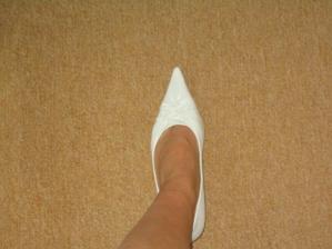 takhle vypadají na noze!