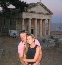 Svatební cesta Korfu
