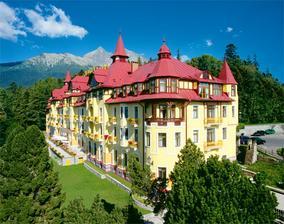 hotel pro naší svatební cestu - Slovensko