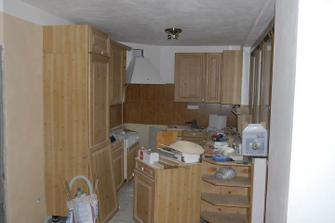 kuchyně...