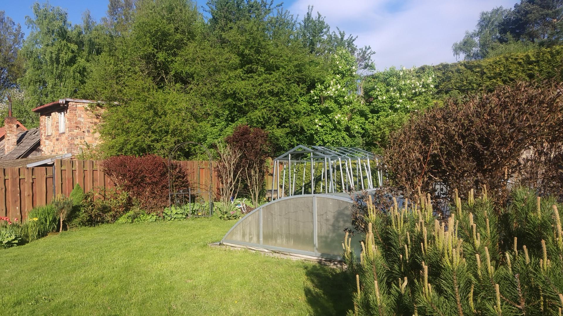 Zahrada 2021 a budování skleníku - Obrázek č. 16