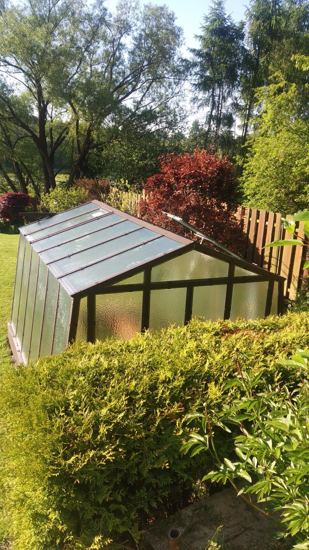 Zahrada 2021 a budování skleníku - Obrázek č. 22