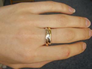 můj nový zásnubní :o)