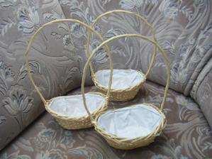 Košíčky od Pavči pro družičky