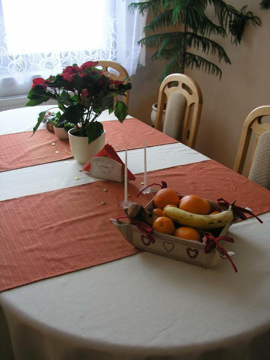 Vánoční svátky u nás doma - V kuchyni...