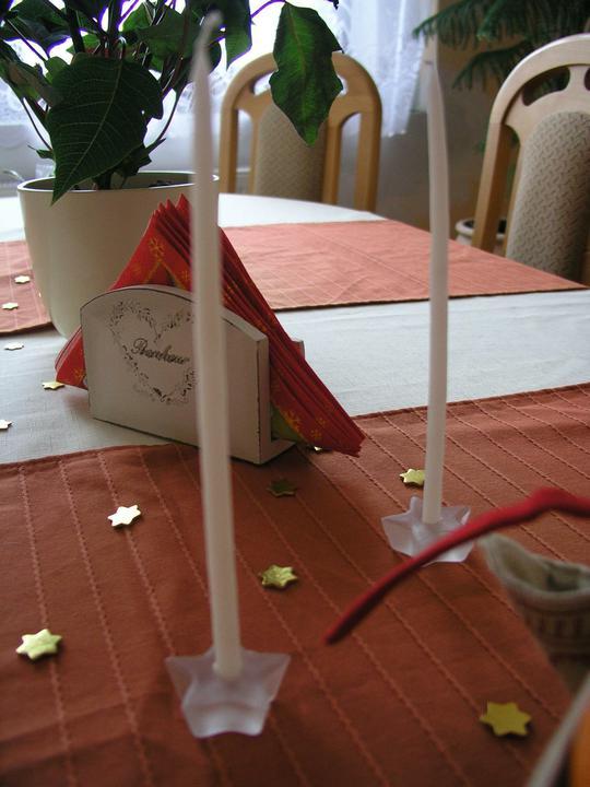 Vánoční svátky u nás doma - detail