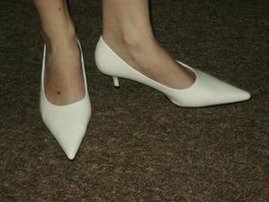 boty na mně...