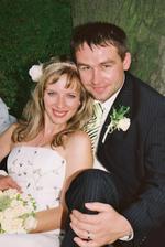 jedna ze svatebních, skvěle jsme si to užili a přejeme všem snoubencům to samé:)