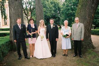 s našimi úžasnými rodiči