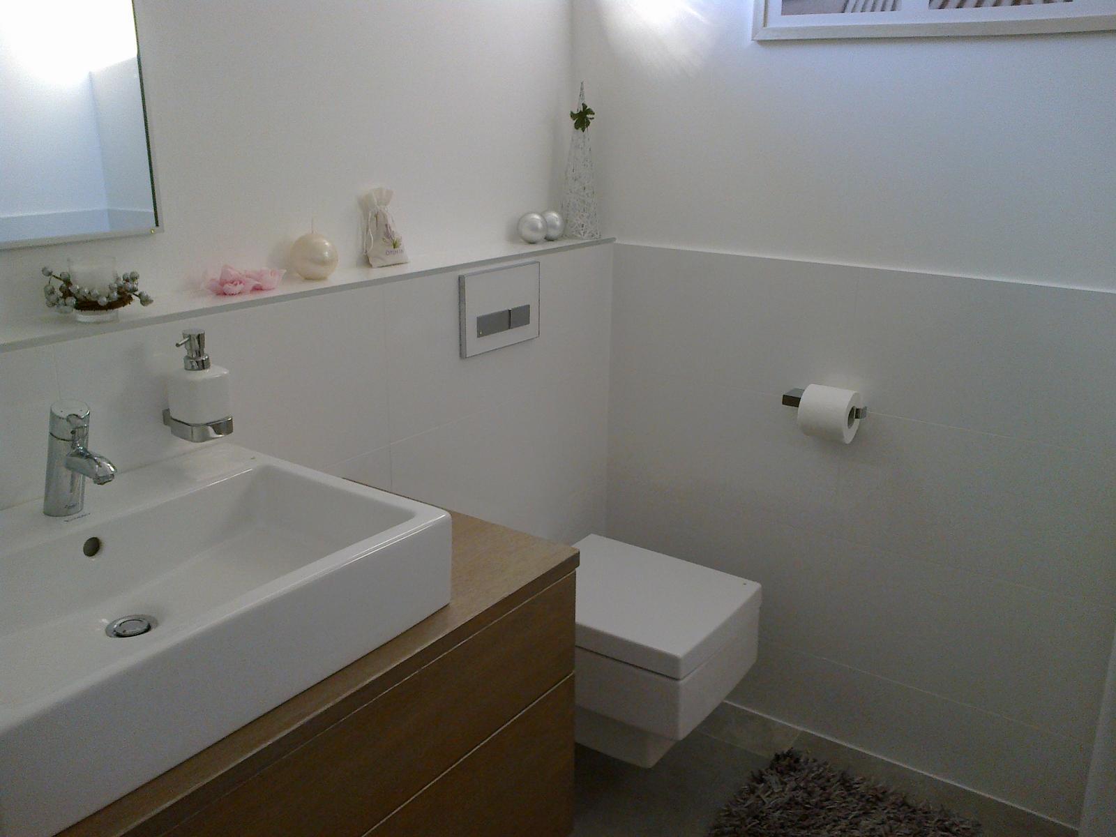 Nová kúpeľňa a sprcha - Obrázok č. 55