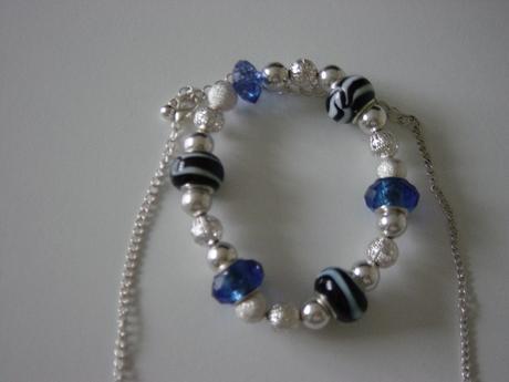 Set - náhrdelník a náramok  - Obrázok č. 2